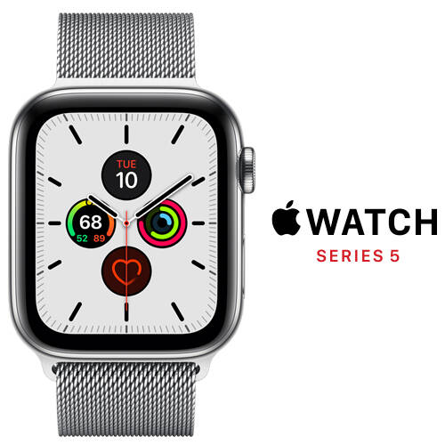 Apple Watch Series 5 dostępny w TiO.pl
