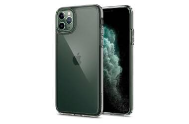 Etui do iPhone 11 Pro Spigen Ultra Hybrid - czarne