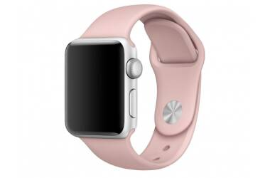 Bransoleta do Apple Watch 42/44mm TECH-PROTECT Smoothband - pioskowy róż