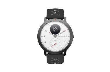 Smartwatch z pomiarem pulsu Withings Steel HR Sport 40mm biały