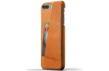 Etui do iPhone 7/8 Plus Mujjo Wallet  - brązowe