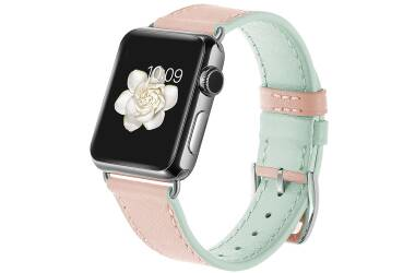 Bransoleta do Apple Watch 38/40mm TECH-PROTECT Candyband - różowa