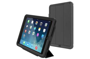 Nakładka do iPad Air LifeProoF Cover - czarne
