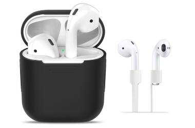 Etui do Airpods Tech-protect - czarne