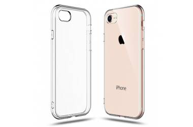 Etui do iPhone 7/8/SE 2020 Tech-Protect Flexair - bezbarwne
