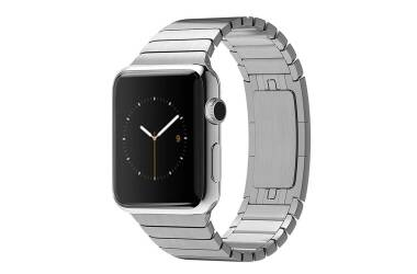 Pasek do Apple Watch 42/44mm TECH-PROTECT Linkband - srebrny