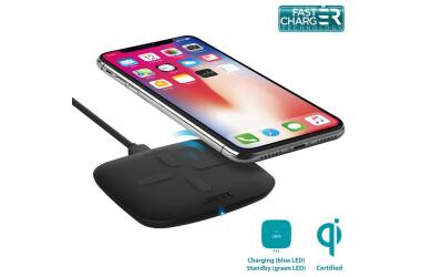 PURO Fast Charger Charging Induction Station Qi