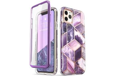Etui do iPhone 11 Pro Subcase Cosmo - fioletowe