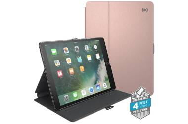 Etui do iPad 9.7 Speck Balance Folio Metallic - różowe