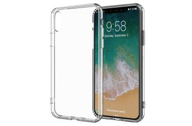 Etui do iPhone Xs Max PURO Clear Cover - przezroczyste