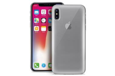 Etui do iPhone Xs Max PURO Plasma Cover - przezroczyste