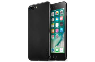 Etui iPhone 8 Plus / 7 Plus Laut SLIMSKIN -  czarne