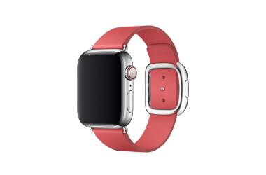 Pasek do Apple Watch 38/40mm Apple Modern Buckle (M) - różowy