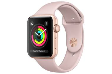Apple Watch Series 3 42 mm Złoty