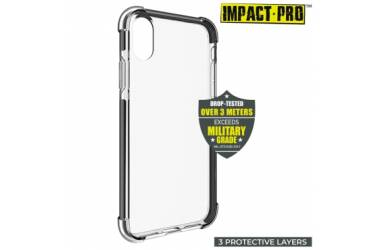 Etui do iPhone 7/8 PURO Impact Pro Flex Shield - białe