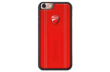 Etui do iPhone 7/8 Ducati Superbike D2 - czerwone