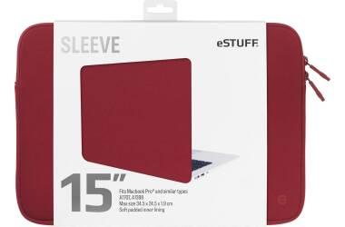Etui do MacBook Pro 15 eSTUFF Sleeve - Fits