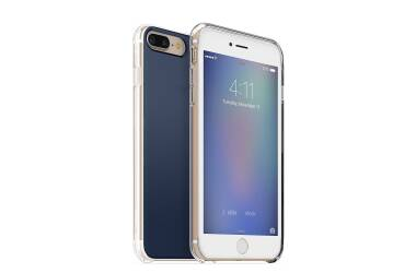 Etui do iPhone 7/8 plus Mophie Gradient - granatowe