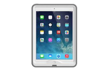 Etui do iPad Air LifeProoF Nuud Białe