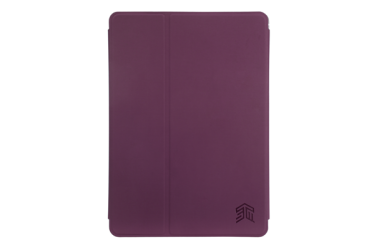 Etui do iPad 2017/2018/Pro 9,7 STM Studio Fioletowe