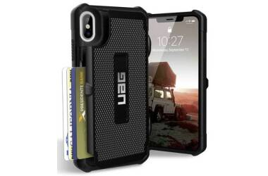 Etui do iPhone Xs Max UAG Trooper - czarne