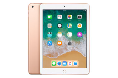 Apple iPad Wi-Fi + Cell, 128GB Złoty