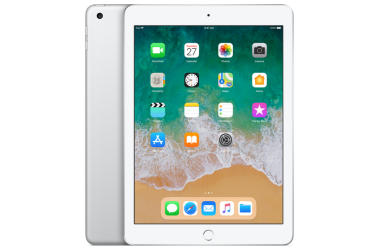 Apple iPad Wi-Fi + Cell, 32GB Srebrny 2018