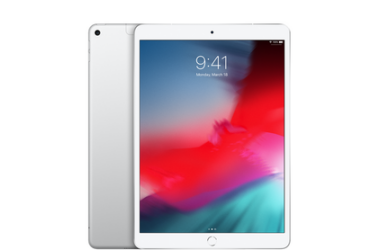 Apple iPad Air 10,5 Wi-Fi + Cellular 256GB Srebrny