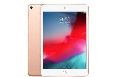 Apple iPad mini 2019 Wi-Fi + Cellular 64GB Złoty