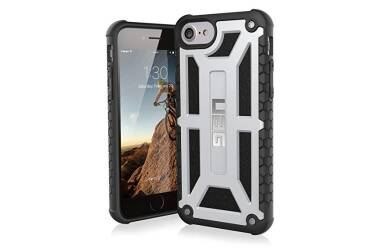 Etui do iPhone 6/7/8 UAG Monarch - srebrne
