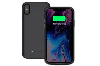 Etui z baterią do iPhone Xs max Tech-Protect 6000mAh - czarne