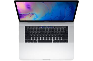 Apple MacBook Pro 15 Srebrny 2,6GHz/16GB/256GB/555X/TouchBar