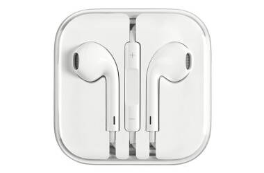 Słuchawki do iPhone Apple EarPods - Mini Jack
