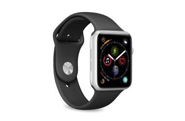 Pasek do Apple Watch 42/44mm PURO - czarny