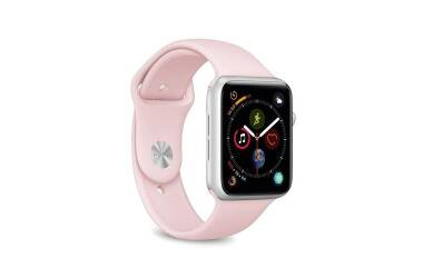 Pasek do Apple Watch 38/40mm PURO - piaskowy róż