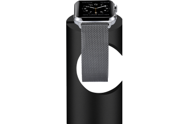 Stojak do Apple Watch JustMobile - czarny