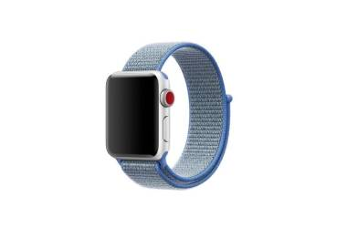 Opaska sportowa do Apple Watch 1/2/3/4/5 42mm Apple Tahoe - niebieska