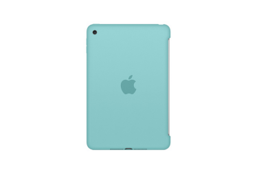 Etui do iPad mini 4 Apple Silicone - turkusowy