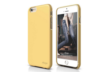Etui do iPhone 6/6S Elago Slim Fit 2 Yellow