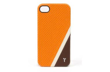 Etui do iPhone 4/4S The Joy Factory Cheer 4.1 - pomarańczowe