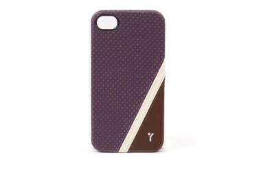 The Joy Factory Cheer 4.1 CAB114 Etui do iPhone 4/4S  fioletowe