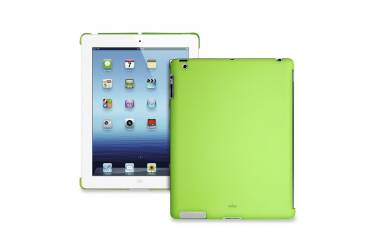 PURO Back Cover - Plecki new iPad/iPad 2 (zielony)