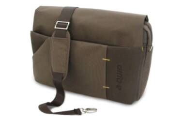Aqipa Fusion Messenger F-15MB Torba do MacBook Pro 15, brązowa