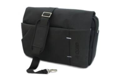 Torba do MacBook Pro 15 Aqipa Fusion Messenger F-15MB - czarna