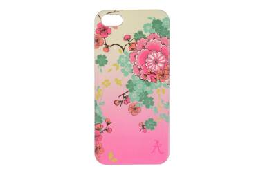 Etui do iPhone 5/5s/SE Accessorize Pink Flower - różowy