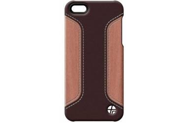 Etui do iPhone SE/ 5S Trexta Coupe - brązowe