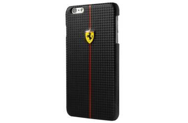 Ferrari Formula One Carbon Hardcase - Etui iPhone 6 Plus czarne