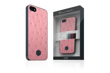Etui do iPhone 5/5s/SE SLG Design D3 IOL - różowe