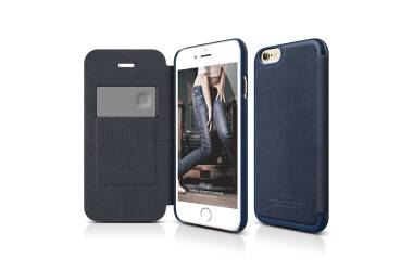 Etui do iPhone 6 Plus/6S Plus Elago S6P Leather Flip Jean