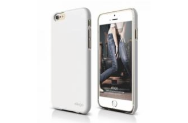 Etui do iPhone 6/6S Elago Slim Fit 2 Białe